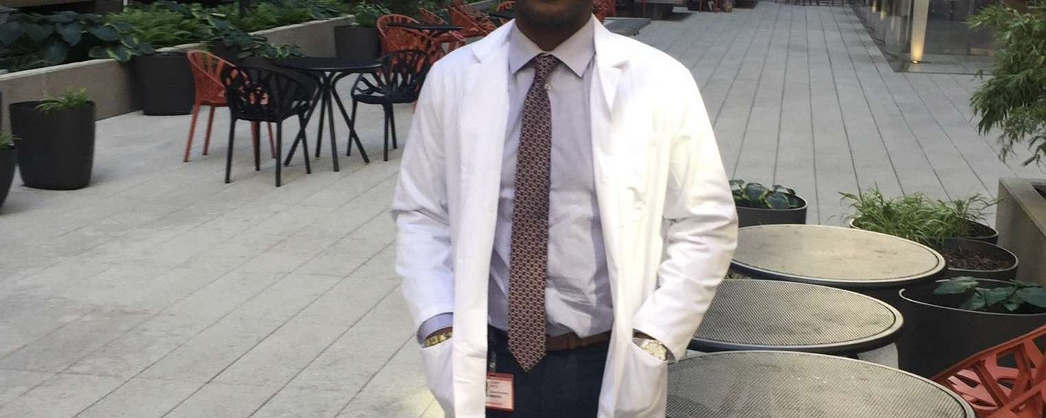 Congratulations to Clement! Premed of the Week!